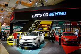 Dibutuhkan Sales Mobil Toyota Handal Berpengalaman min 1 Tahun