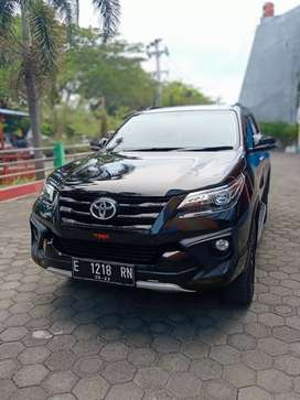 Fortuner tipe VRZ TRD Sportivo Diesel 2018! 425 jt