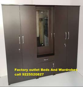 Wardrobes,beds,sofa, Available factory Unit