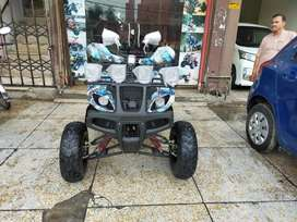 Auto Engine 250cc  Jeep Atv Quad 4 Wheels Bike Deliver In All  Pak