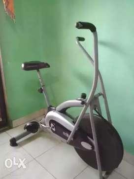 Grey Gym cycle