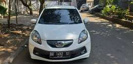 Honda Brio Satya E 1.2L Manual 2014 Putih Good Condition Dp 10Jt