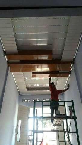 Plafon PVC Termurah dan Terlengkap Kota Palembang