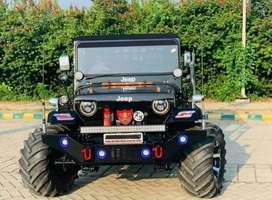Rahul jeep modified-All modified jeep choice customer depend