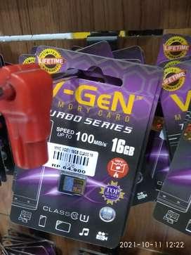 MMC VGEN 16GB CLASS 10