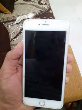 Urgent Iphone 6 plus 64 gb good condition