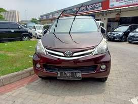 Toyota Avanza New Th 2011 Mt