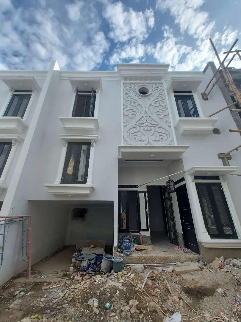 For sale rumah dalam cluster 2 set lantai 0