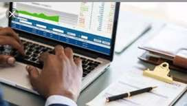 Want to hire A professional data entry  person