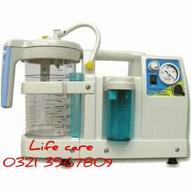 Nebulizer and Suction 2 in 1 SEPA   Made in Japan suction unit