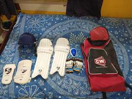 SG Cricket kit