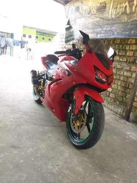 Kawasaki ninja 250 cc 4tak