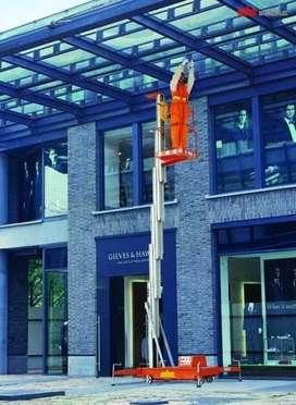 Tangga Hydraulic - Tangga Otomatis 12m 14m 16m Derry