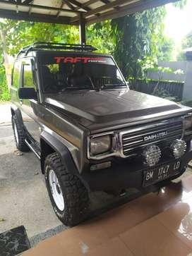 Dijual Taft GT 4X4 Diesel 1996