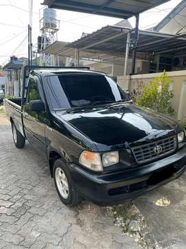 Toyota Kijang Kapsul Pick Up 2003 Hitam