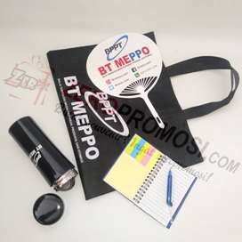Souvenir Paket Seminar Kit Eksklusif 4in1