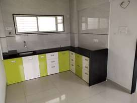 College road 2 Bhk for family