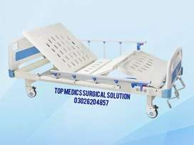 Manual patient Bed 2 Function Nursing home