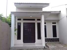 Dijual rumah baru daerah medan johor