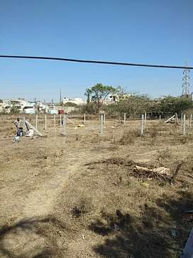 118.56 square Yard Residential plot for bungalow
