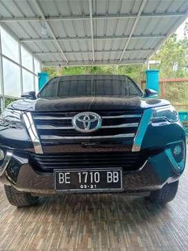 Toyota Fortuner 2016 an. Sendiri