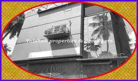 13.5 cents, 8500 sq.ft, 4 storied building in Calicut city