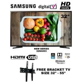 "PALING MURAH! LED SAMSUNG DIGITAL TV 32"" HD READY USB MOVIE SLIM BODY"