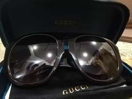 Orignal gucci women sun glasses