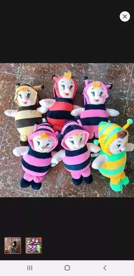 Boneka lebah terbaru murah