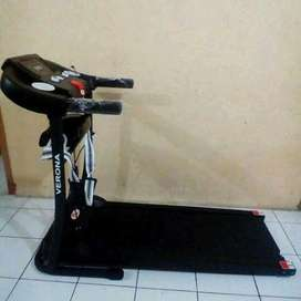 GYM(delivery fit) treadmill verona pull balck