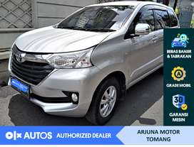 [OLX Autos] Toyota Avanza 2016 G 1.3 Bensin M/T Silver #Arjuna Tomang