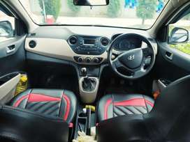 Hyundai xcent in brand new condition