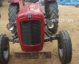 Tractor company condition