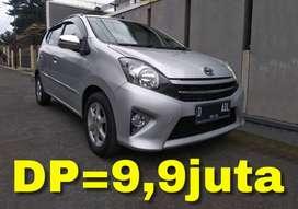 Toyota Agya G Mulus! Bisa Kredit TDP=9,9juta