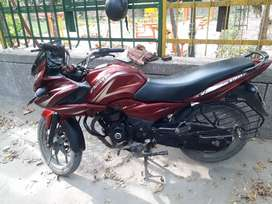 Discover 150f good condition smooth engine 45/50 mileage