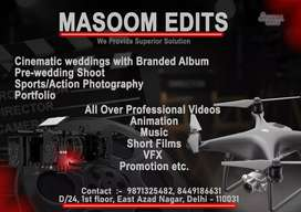 Need Photographers & videographers for wedding
