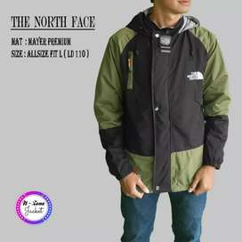 jaket north face