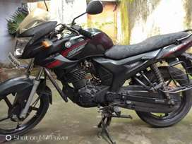 Yamaha sz black in excellent condition