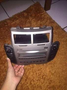 Audio mobil yaris original