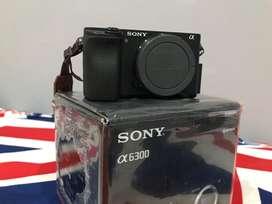 Sony A6300 + Lensa Sony SEL 35 Mm F 1.8