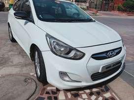 Hyundai Verna Transform 1.5 SX CRDI, 2011, Diesel