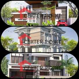 Desain Arsitek RAB IMB Kontraktor Rumah di Sungai Penuh