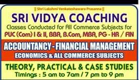 Sri Vidya Coaching