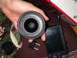Canon M100 Foto dan Video