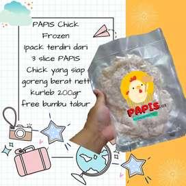 PAPIS Chick Frozen