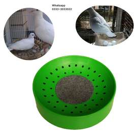 Pigeon Nest Bowl with Pad