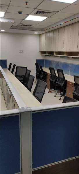 fully furnished office space for lease in near western express highway