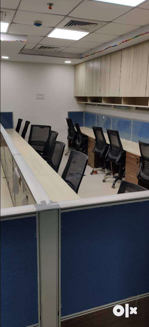 fully furnished office space for lease in near western express highway 0