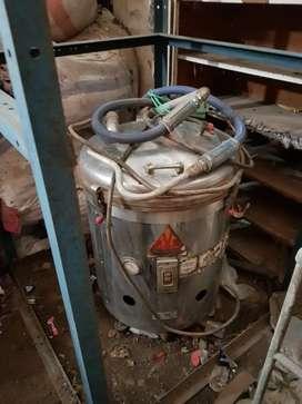 Mesin penyaring minyak (filter) buatan jepang