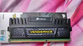 Corsair vengeance DDR3 4GB